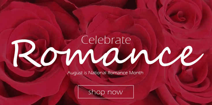 Celebrate National Romance Month with Flowers, the universal language of love and romance. Roses, orchids or even a few daisies can tell someone you care like few other gifts.